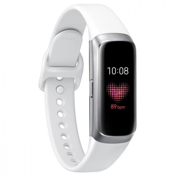 Фитнес-трекер Samsung Galaxy Fit Silver