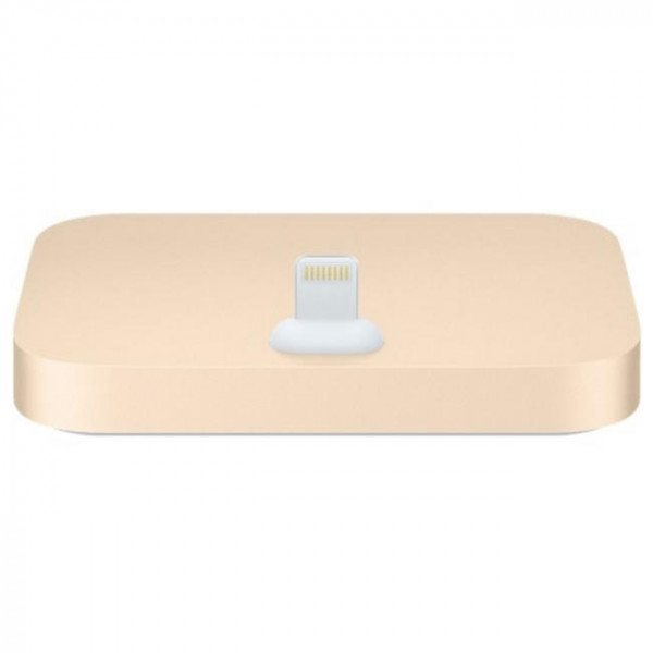 Apple iPhone Lightning Dock Gold (ML8K2)