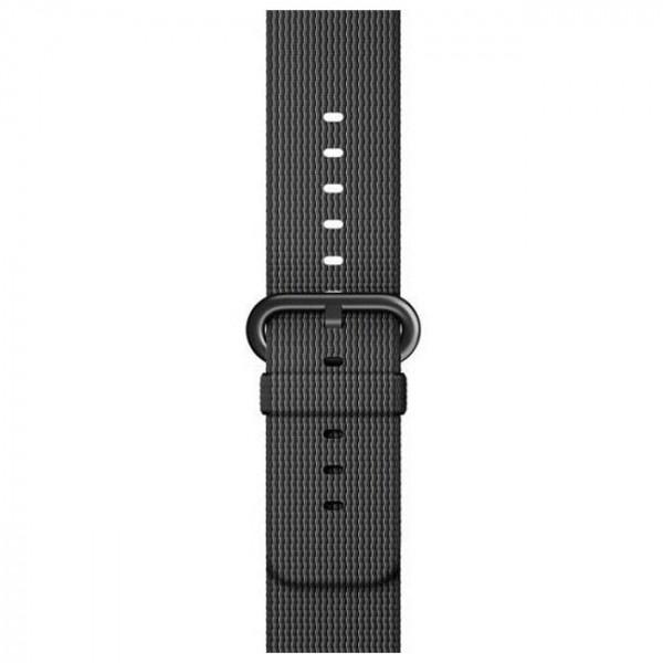 Ремешок Apple Woven Nylon Band Black (MM9Y2) for Apple Watch 42mm