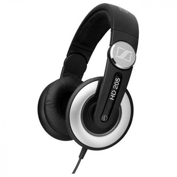 Наушники SENNHEISER HD 205 II East Black (504292E)
