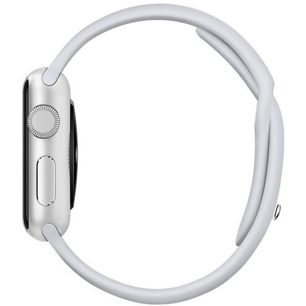 Ремешок Apple Watch 38mm Sport Band Fog (MLJQ2)