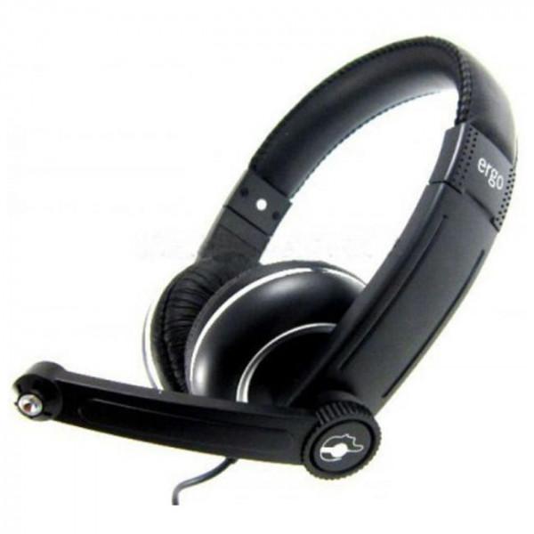 Гарнитура ERGO VM-280 Black (VM-280 Black)