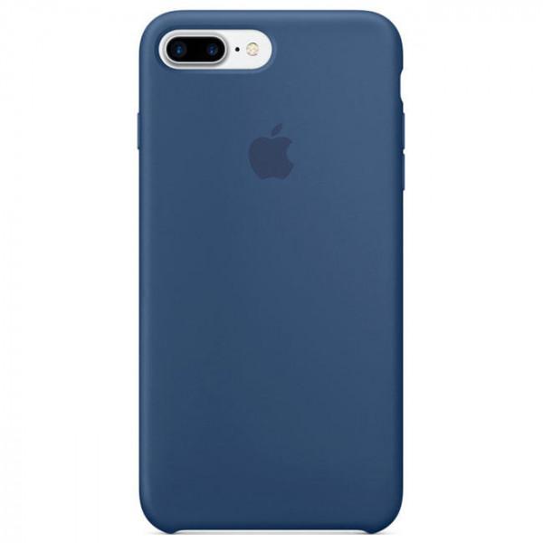 Чехол Apple iPhone 7 Plus Silicone Case Ocean Blue (MMQX2)