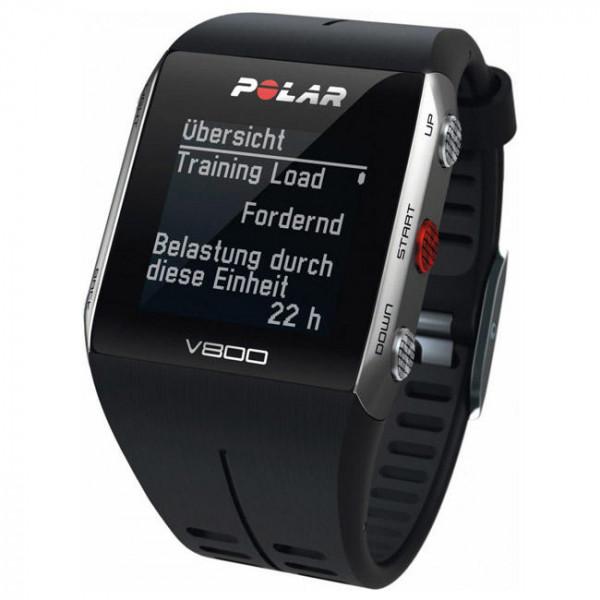 Смарт-часы Garmin Polar V800 (Black/Gray)