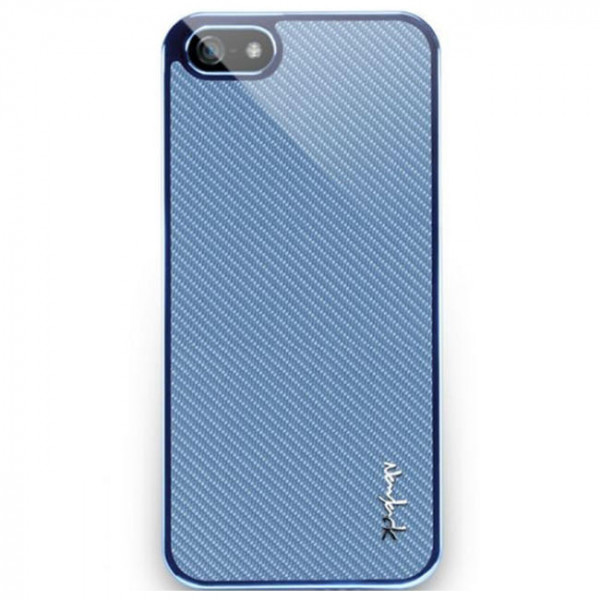 Чехол-накладка NavJack Corium fiberglass for iPhone 5/5S (Ceil blue) (J019-07)