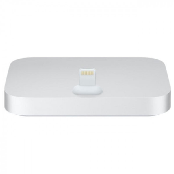 Apple iPhone Lightning Dock Silver (ML8J2)