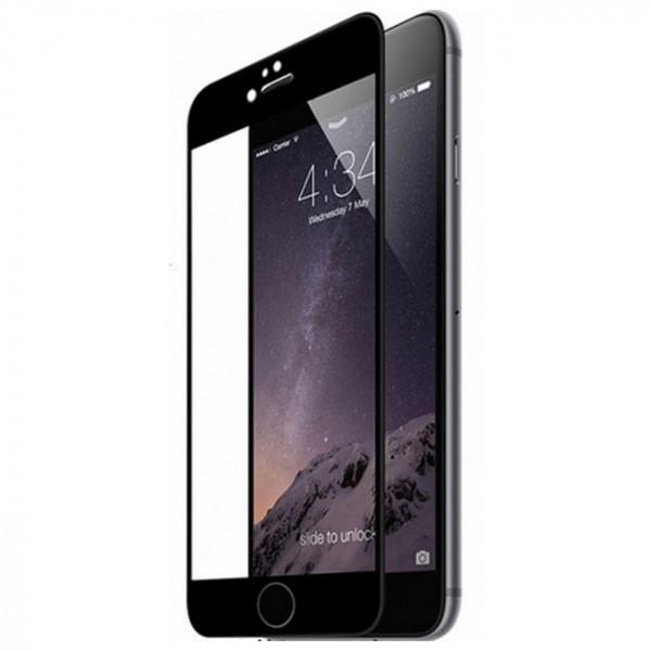 Стекло 3D Hauberk for Apple iPhone 8 Plus - Black
