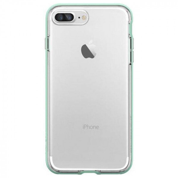 Чехол-накладка Spigen Case Neo Hybrid Crystal Crystal Mint for iPhone 7 Plus (SGP-043CS20541)
