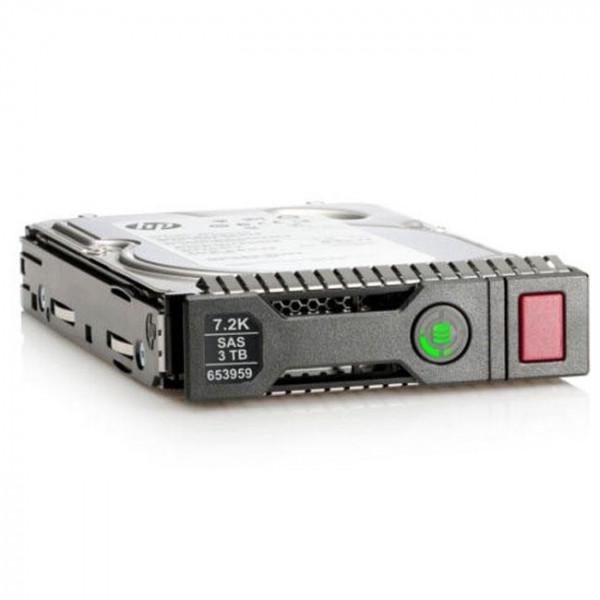 """HDD HP 3.5"""" SAS 3TB 6G 7.2K SC LFF Hot-plug (652766-B21)"""