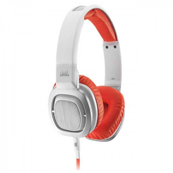 Наушники JBL J55I White/Orange (J55I-WOR)