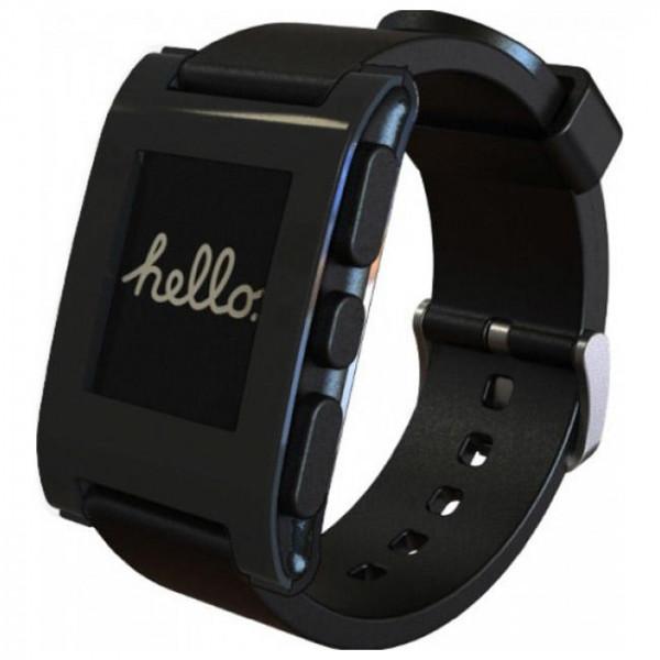 Смарт-часы Pebble Time Smart Watch (Jet Black)