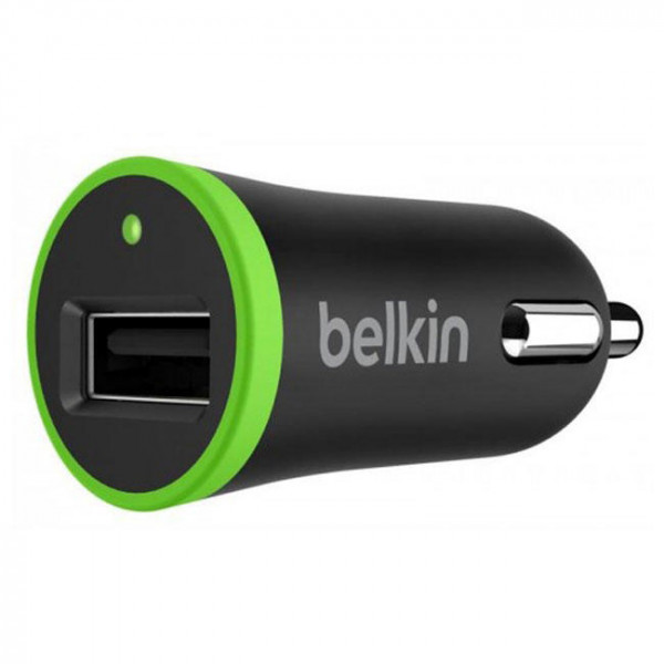 Автомобильное зарядное устройство Belkin 3.4A 1-USB Micro USB (Black) (F8M890BT04)