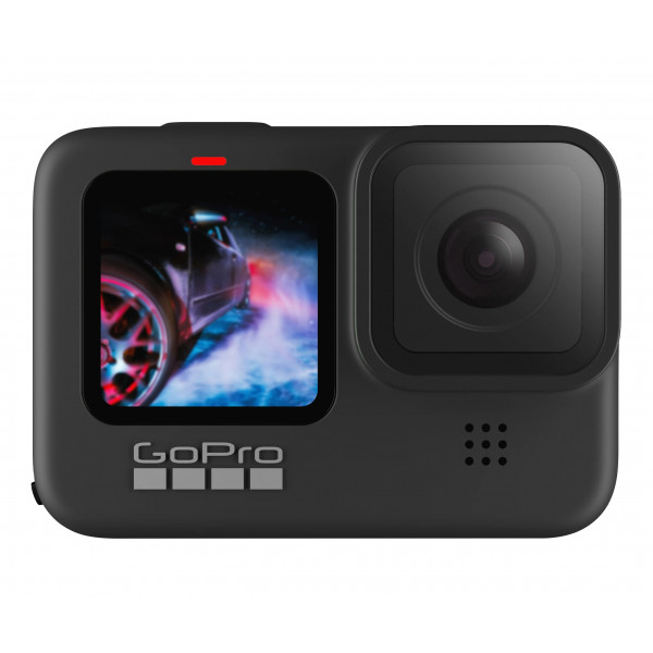 Экшн-камера GoPro HERO 9 Black (CHDHX-901-RW)