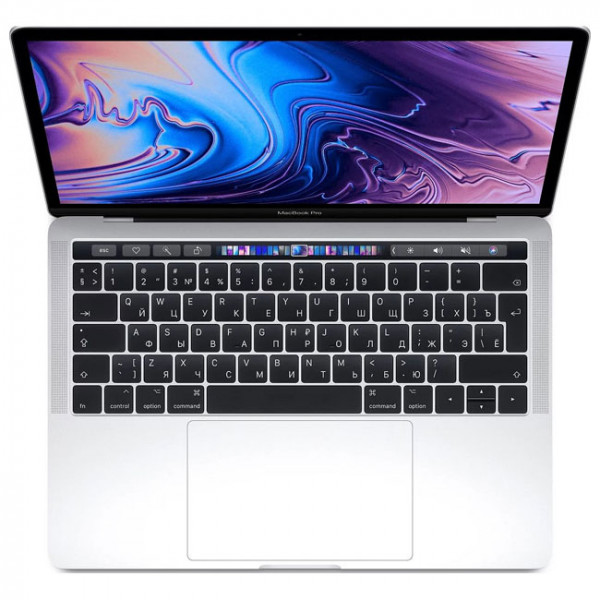 "Apple MacBook Pro 13"" Silver (MUHQ2) 2019"