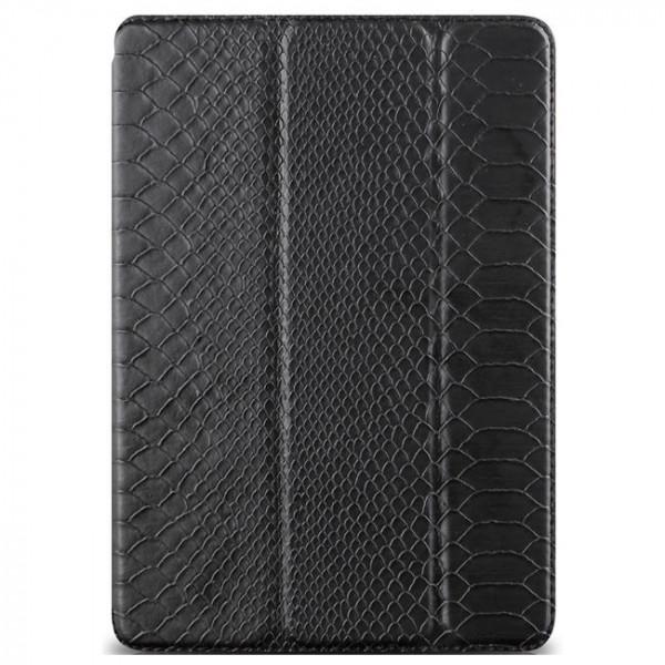 Чехол-книжка Verus Snake Leather Case for iPad Mini (Black) (VSIP6IH8)