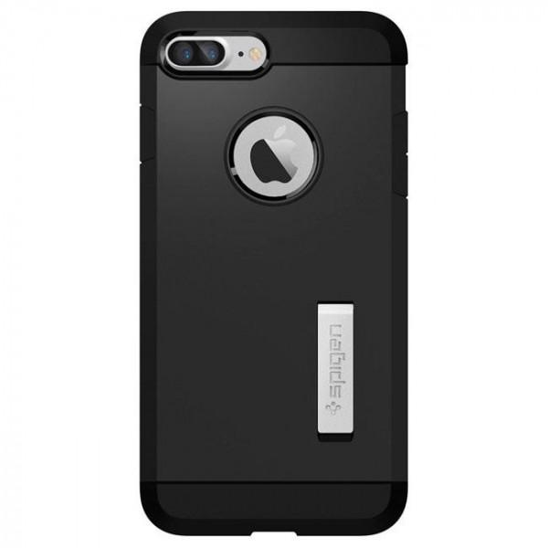 Чехол-накладка Spigen Case Tough Armor Black for iPhone 7 Plus (SGP-043CS20531)