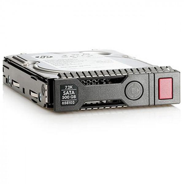 "HDD HP 3.5"" SATA 500GB 7.2k SC LFF Hot-plug (658071-B21)"
