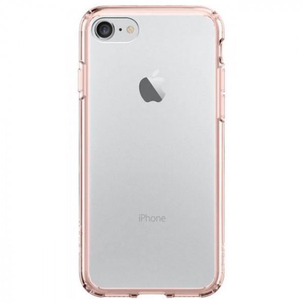 Чехол-накладка Spigen Case Ultra Hybrid Rose Crystal for iPhone 7 (SGP-042CS20445)