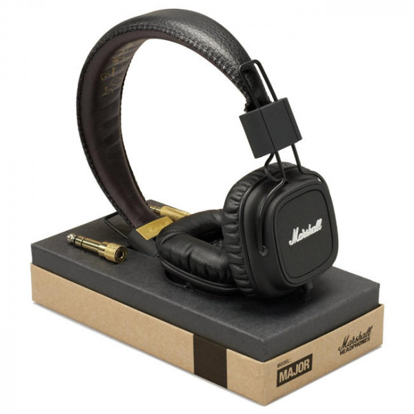 Наушники Marshall Headphones Major Black (4090421)