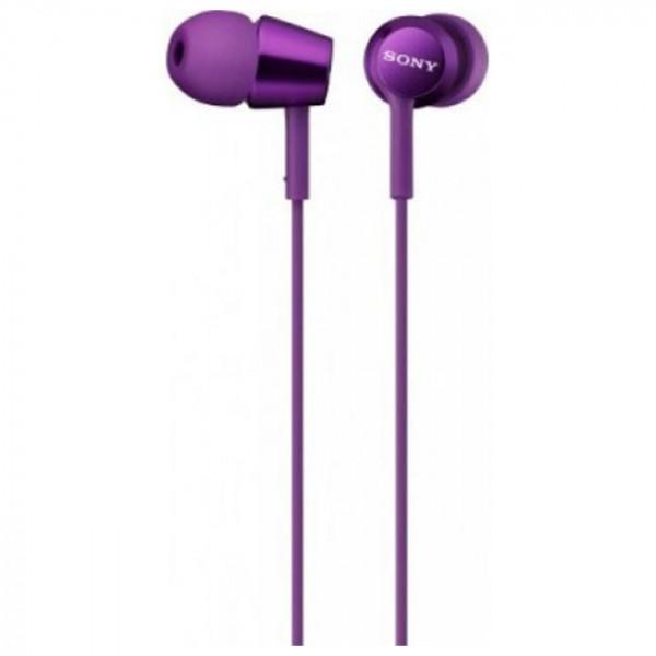 Наушники SONY MDR-EX150 Violet (MDREX150V.E)