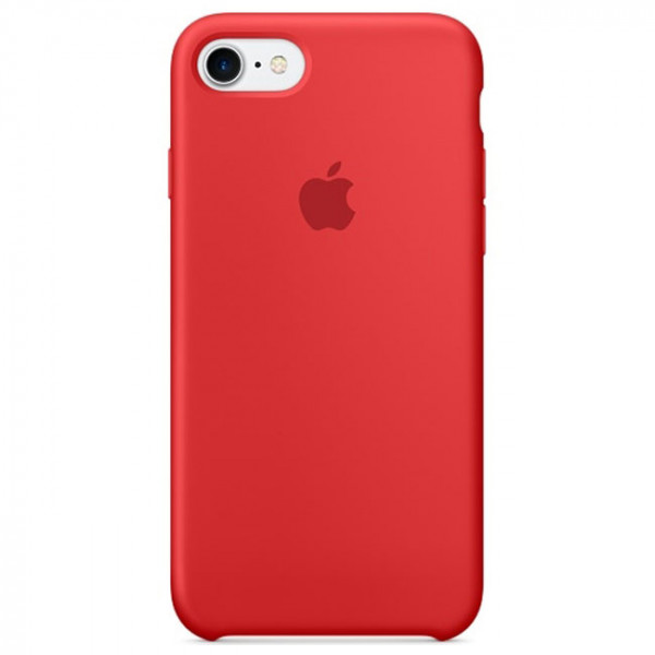 Чехол Apple iPhone 7 Silicone Case (PRODUCT)RED (MMWN2)
