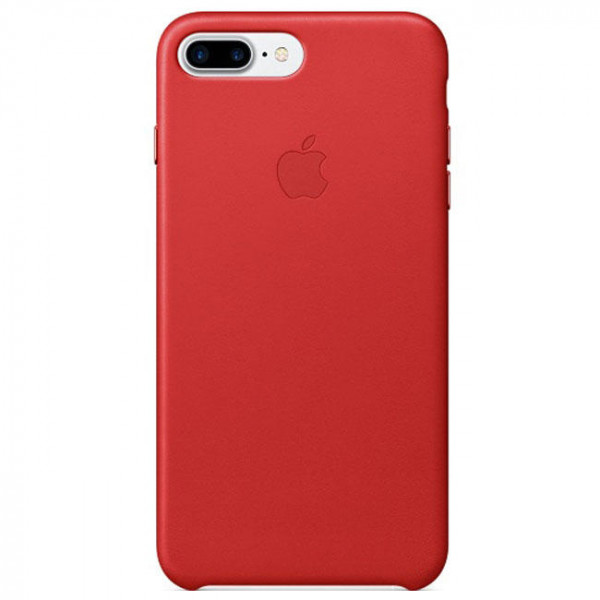 Чехол Apple iPhone 7 Plus Leather Case (PRODUCT)RED (MMYK2)