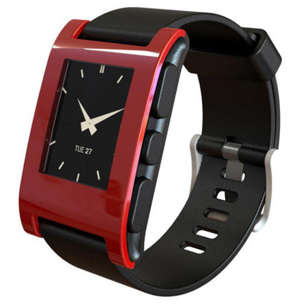 Смарт-часы Pebble Time Smart Watch (Red)