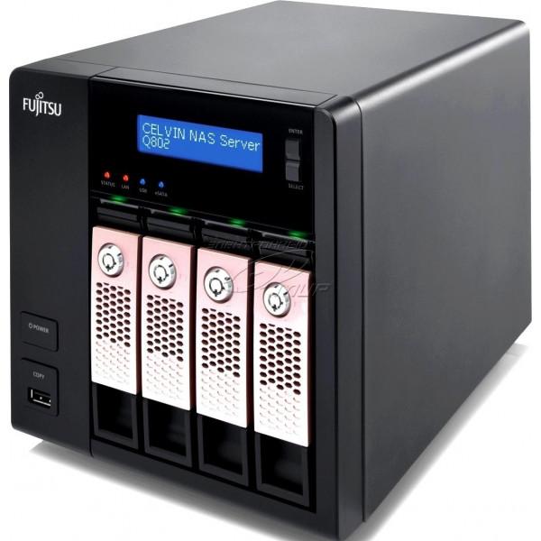 Система хранения данных Fujitsu CELVIN NAS Server Q802 (S26341-F103-L880)