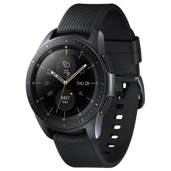 Смарт-часы Samsung Galaxy Watch 42mm Black (SM-R810NZKASEK)