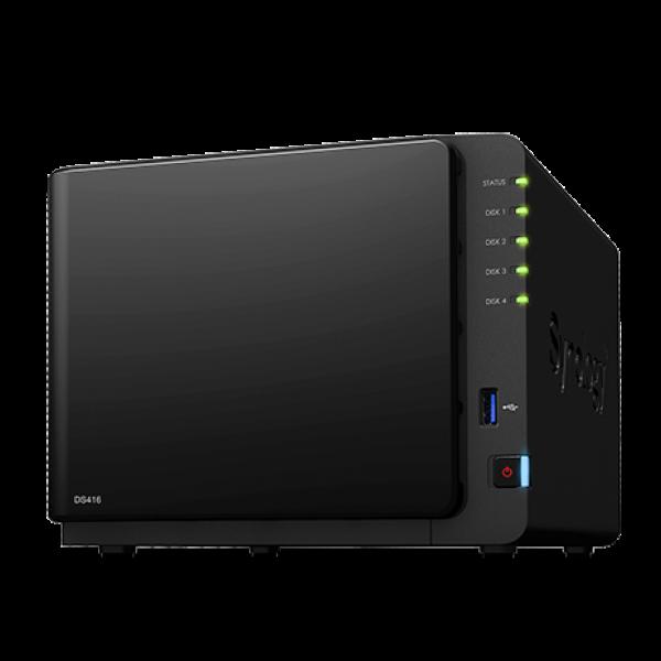 Система хранения данных NAS Synology DS416 (DS416)