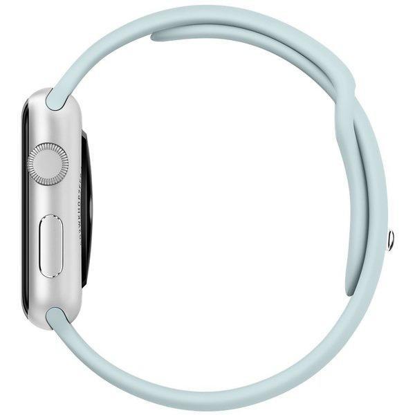 Ремешок Apple Watch 42mm Sport Band Turquoise (MLDT2)