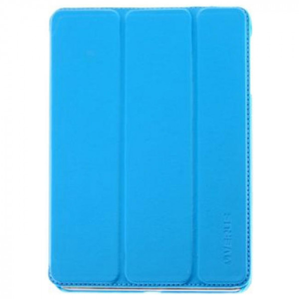Чехол-книжка Verus Premium K Leather for iPad Mini (Blue) (VSIP6IK2BL)