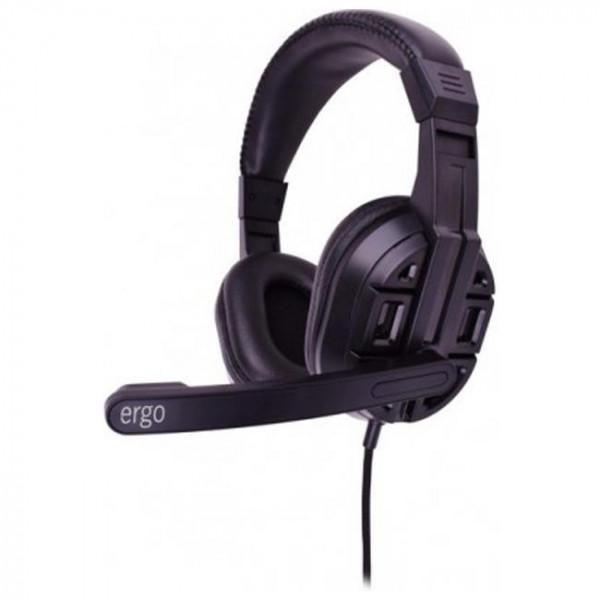 Гарнитура ERGO VM-629 Black (SM-PC629)