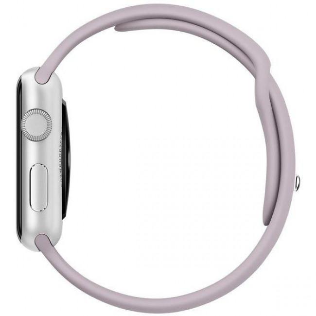 Ремешок Apple Watch 42mm Sport Band Lavender (MLL22)