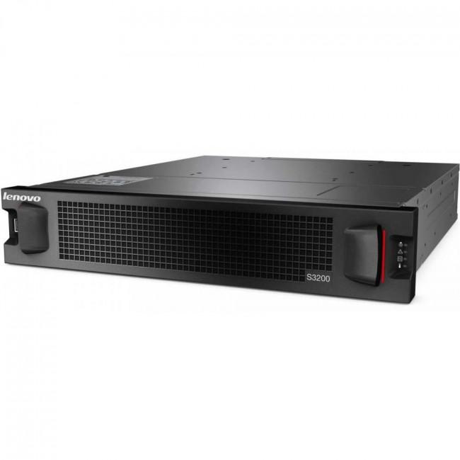 Система хранения данных Lenovo Storage S3200 SFF (64116B4)