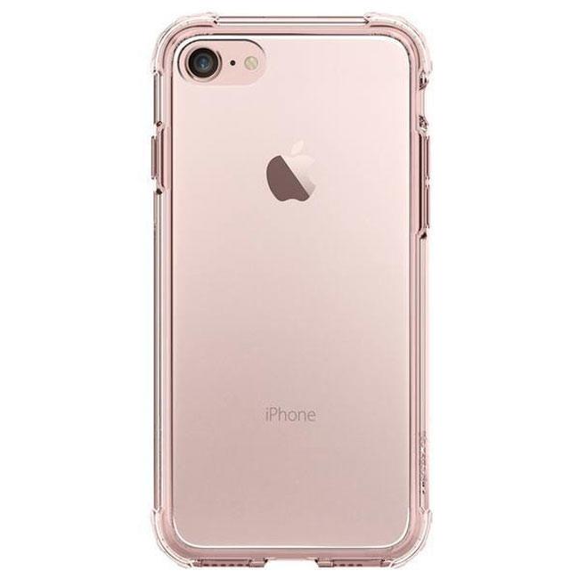 Чехол-накладка Spigen Case Crystal Shell Rose Crystal for iPhone 7 (SGP-042CS20308)