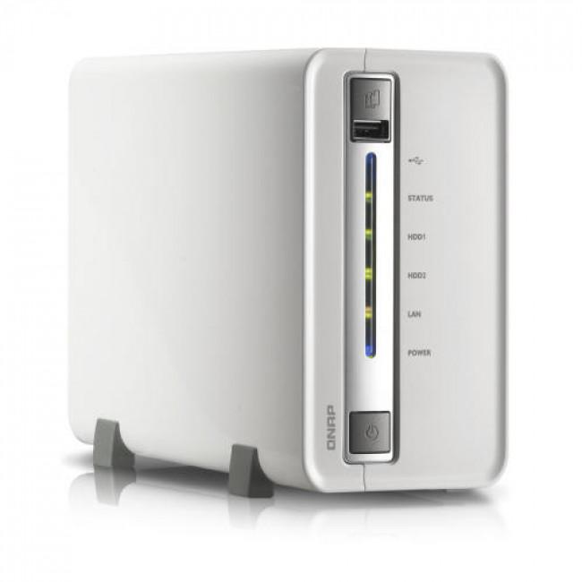 Система хранения данных NAS QNAP (TS-212P)