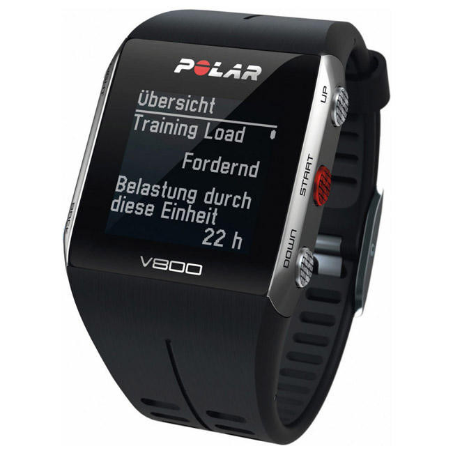 Смарт-часы Garmin Polar V800 (Black/Gray)