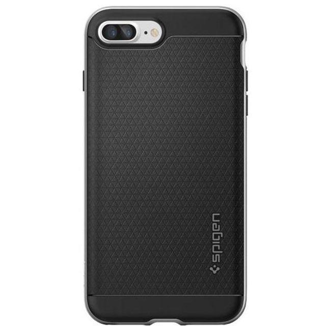 Чехол-накладка Spigen Case Neo Hybrid Crystal Satin Silver for iPhone 7 Plus (SGP-043CS20537)