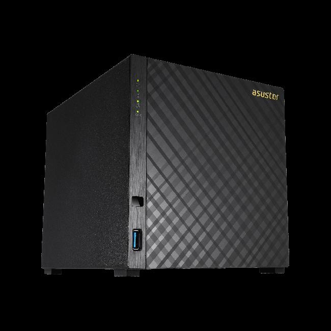 Система хранения данных NAS Asustor AS3104T (AS3104T)