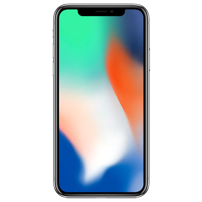 Apple iPhone X 64GB (Silver) Б/У