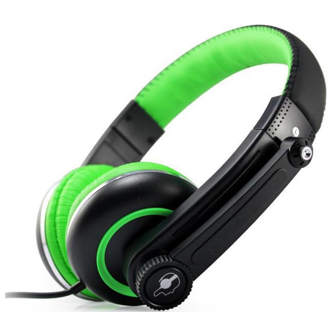 Гарнитура ERGO VM-280 Green (VM-280 Green)