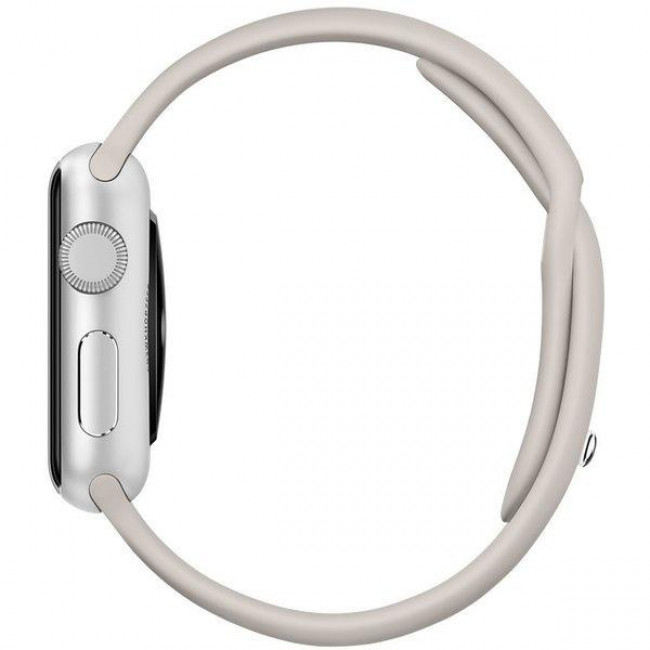Ремешок Apple Watch 38mm Sport Band Stone (MLKW2)