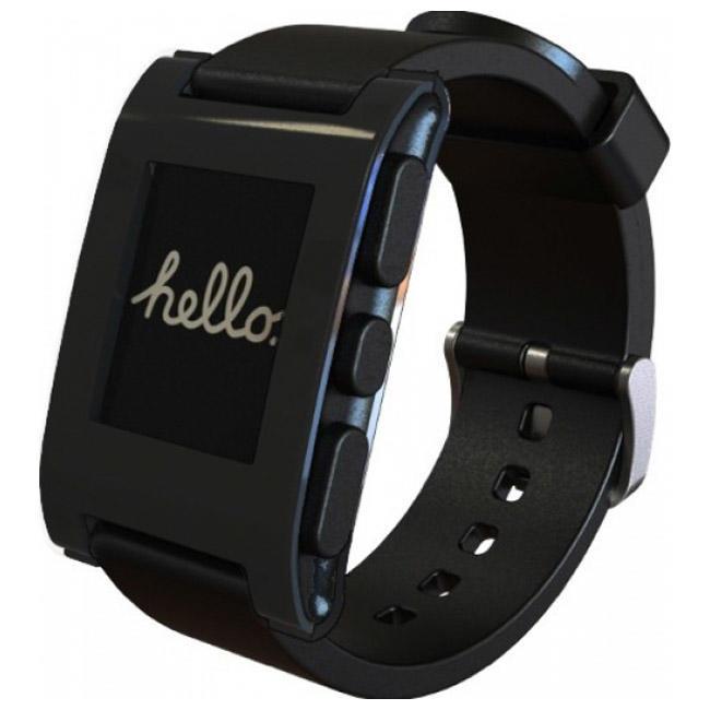 Смарт-часы Pebble Time Smart Watch (Black)