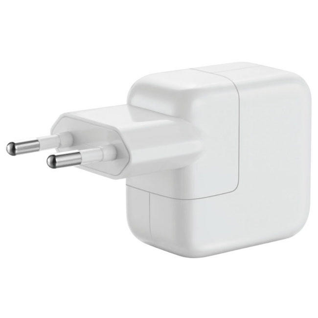 Apple iPad 4 Original 12W USB Power Adapter (MD836)