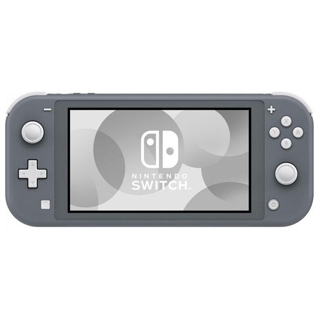 Приставка Nintendo Switch Lite Grey