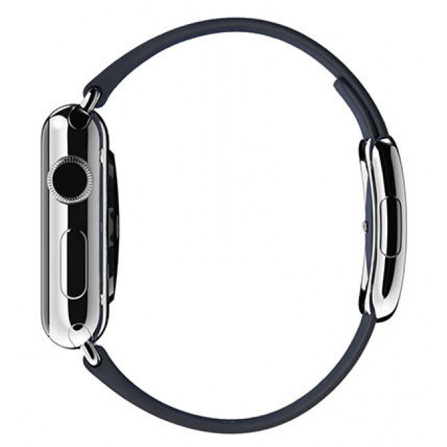 Ремешок Apple Watch 38mm Modern Buckle Midnight Blue (MJ5A2)