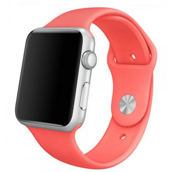 Ремешок Apple Watch 38mm/40mm Sport Band Pink (MJ4K2)