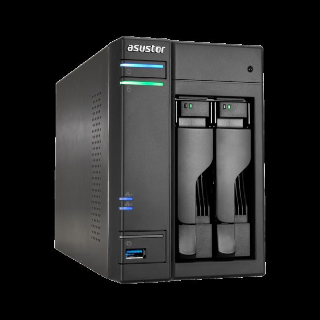Система хранения данных NAS Asustor AS6102T (AS6102T)