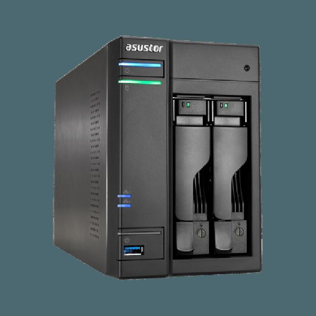 Система хранения данных NAS Asustor AS6202T (AS6202T)